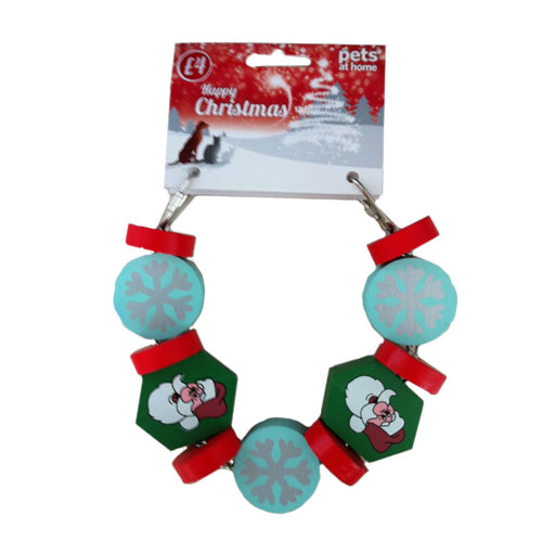 Or how about a festive garland?!